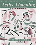 Active Listening: Expanding Understanding through Content Teacher's edition (052139886X) by Helgesen, Marc