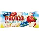 グリコ パピコりんご&ヨーグルト味 20入