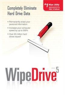 WIPEDRIVE 5 (WIN 95,98,ME,NT,2000,XP,VISTA)