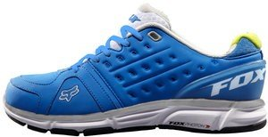 Fox Racing  Photon Mens Shoes Royal Blue/White 10