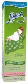Lemisol Feminine Wash Plus 475 ml (3-Pack) with Free Nail File