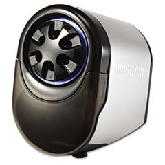 ** Quiet Sharp 8 Classroom Electric Pencil Sharpener, Silver