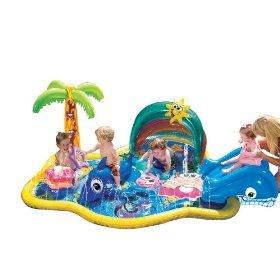 Banzai Baby Sprinkles Pool