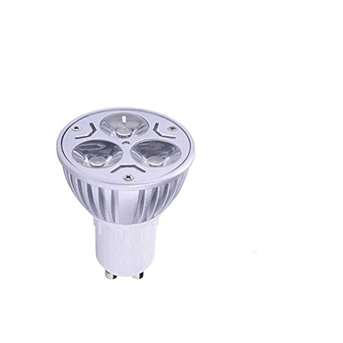 Generic 9W Gu10 Led Warm White High Power Spotlight Bulbs Lamp