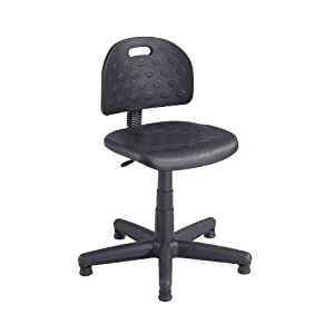 Safco Products Soft Tough Economy Task Chair, Black, 6900