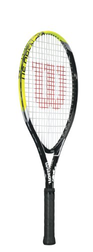 Wilson US Open Junior Tennis Racket, 25-Inch
