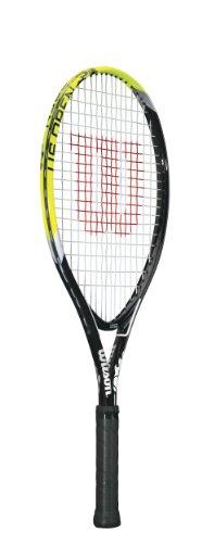 Wilson US Open Junior Tennis Racket, 25-Inch