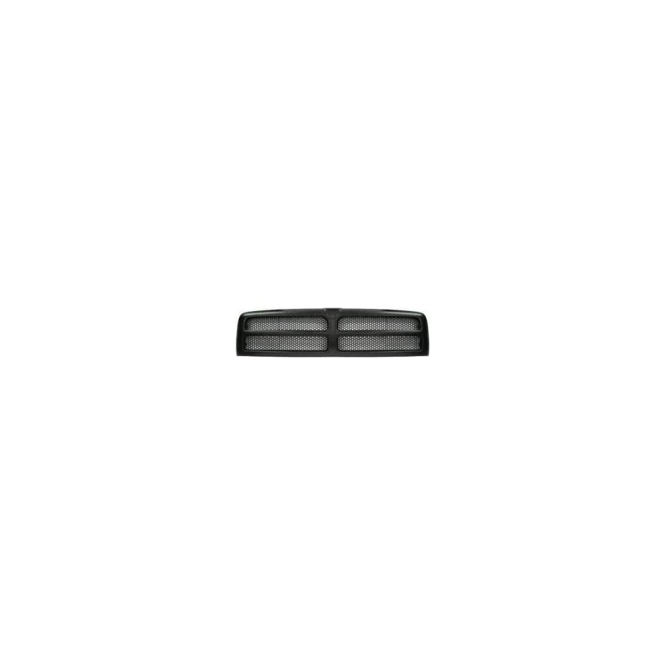 Paintable Black Grille 1994 2002 Dodge Ram Pickup Truck 9