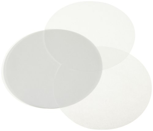 Kitchen Supply Parchment Paper Circles, 8-Inch, Set of 25