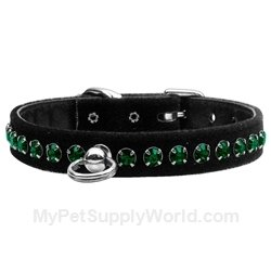 Pet Collar Elite Emerald 10