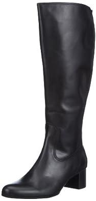 Peter Kaiser DEBBIE 85619-840, Damen Fashion Stiefel, Schwarz (SCHWARZ NAPPA WIND 840), EU 35 (UK 2.5)