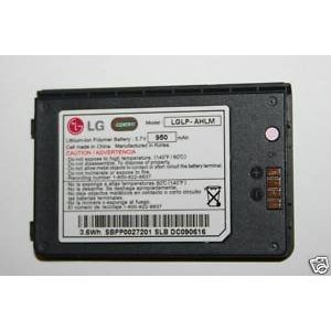 LG enV Touch VX11000 Black Battery LGLP-AHLM 950mAh