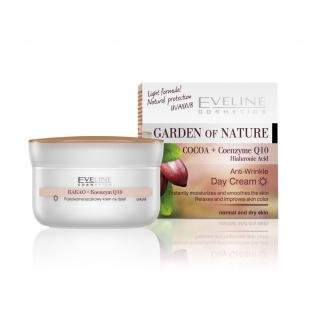 Garden of Nature COCOA & COENZYME ANTI- WRINKLE DAY CREAM Q10