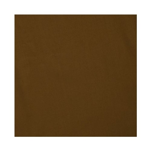 Q Chocolate Crib Fitted Sheet