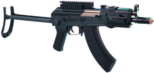 Crosman Pulse R76  Tactical AirSoft rifle. Full or semi-auto electric AEG rifle.