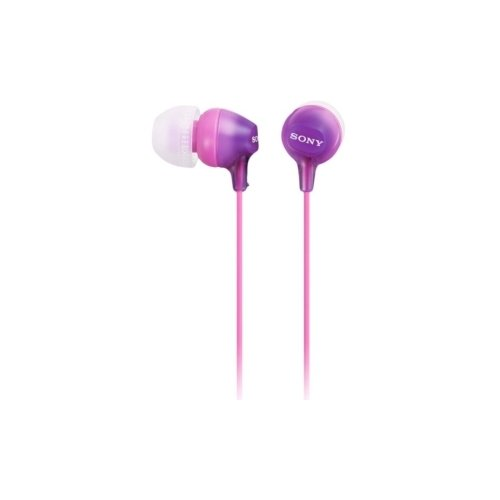 Sony Mdrex15Ap/V / Fashion Color Ex Earbud Headset 9Mm Driver Units