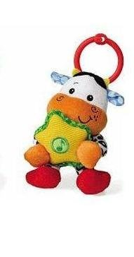Infantino Musical Pal Baby Activity Toy - Cow front-836101