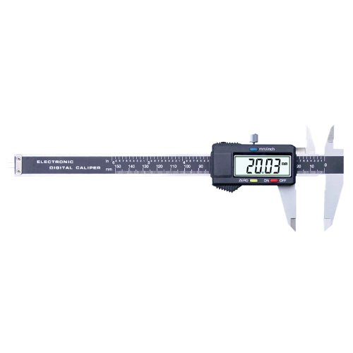 Left Handed Digital Calipers 150mm (6
