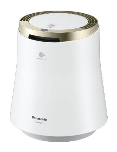 Panasonic Nano-e Steamer/Humidifier F-GMHK10-W Elegant White (Japan Import) - 1