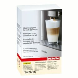 Miele 07189940 Cleaning Agent For Whole Bean Coffee Systems Milk System Pipework