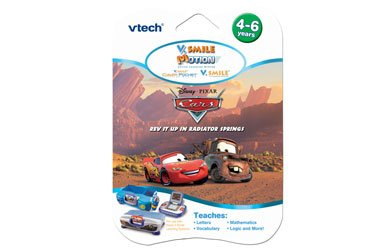 VTech V-Motion Smartridge: Cars
