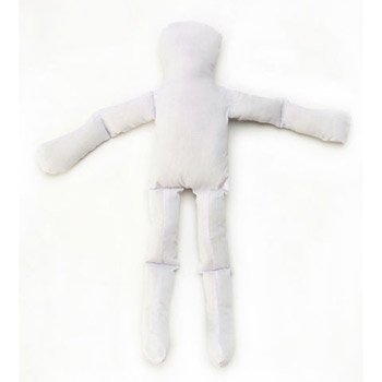 Muslin Doll - Natural Color - 18 inches