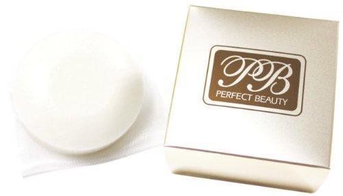 洗顔石鹸 Perfect Beauty 21Cソープ 80g カムカム・アルジルリン配合
