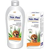 Pill Company 200 ML Tick & Flea Shampoo For Dogs