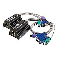 C2G / Cables to Go 39970 TruLink VGA + PS/2 KVM over Cat5 Extender
