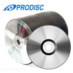 100 Spin-X Diamond Certified 48X CD-R 80min 700MB Clear Coat Top
