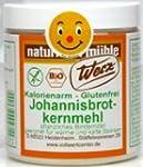 Werz Johannisbrotkernmehl glutenfrei,...