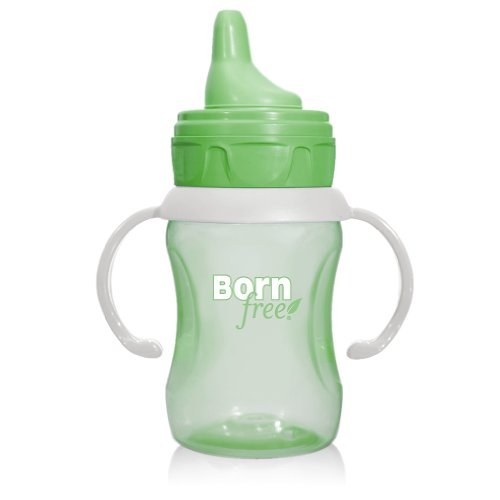 Summer Infant Training Cup, Green, 7 Ounce