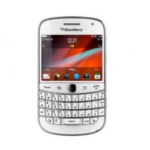 Blackberry keypad and touch screen