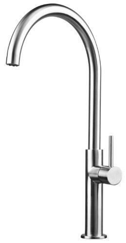 sakaka en acier inoxydable cuisine salle de bain lavabo robinet lavabo bross 62e. Black Bedroom Furniture Sets. Home Design Ideas