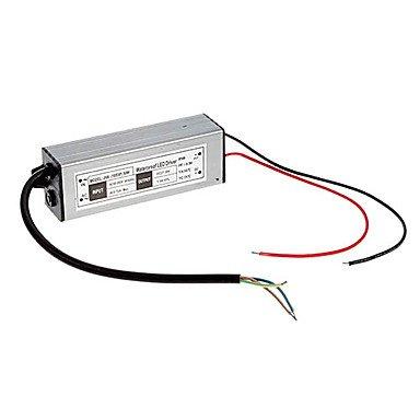 Zcl50W 1500Ma Waterproof Led Driver Power Source (Ac 176-265V / Dc 27-37V)