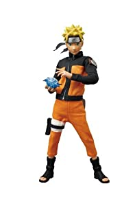 Naruto Shippuden Medicom Project BM Action Figure Naruto