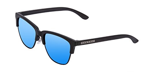 Hawkers Classic - Gafas de sol, Carbon Black Clear Blue