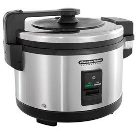 Proctor Silex 37560 60 Cup Electric Rice Cooker / Warmer - 120V from AS YOUR WISH