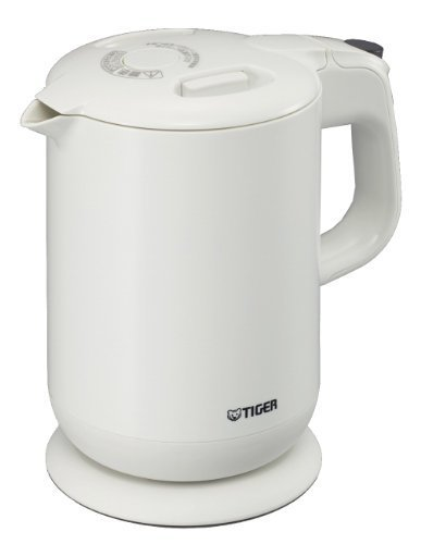Child Frame Electric Kettle Tiger (1.0L) White Pcg-A100-W By Tiger