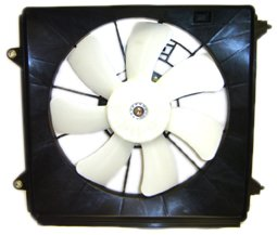 TYC 611130 Honda Accord Replacement Condenser Cooling Fan Assembly