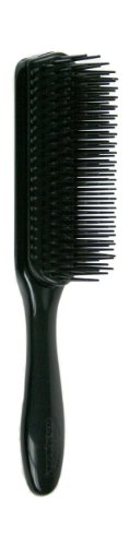 denman-d1-gentle-black-medium-8-row-extra-soft-massaging-anti-scratch-hair-brush