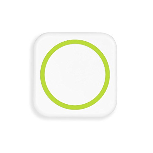 Wireless Charging Pad For Samsung Galaxy S3 ,Jokeret Portable Wireless Charger Power Bank With Receiver White And Green