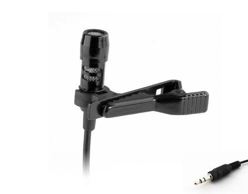 Pro Lavalier Lapel Microphone Jk Mic-J 016 For Voip Skype Pc Laptop Computer Voice Amplifier Notebook - Omni Condenser Voice Recording Microphone
