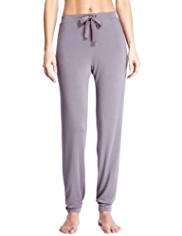 Rosie for Autograph Luxurious Jersey Pyjama Bottoms with Cuff