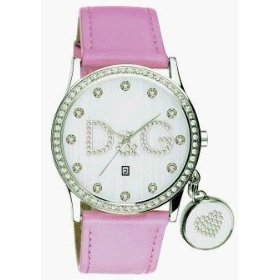 D & G Women's Analogue Quartz Watch DW0009