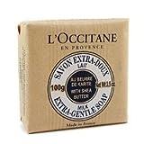 ロクシタン シアバター エクストラジェントルソープ - ミルク 100g/3.5oz