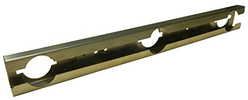 Music City Metals 08042 Stainless Steel Burner Replacement for Select Broil King Gas Grill Models