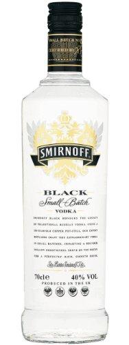 Smirnoff discount duty free Smirnoff Black Label Vodka