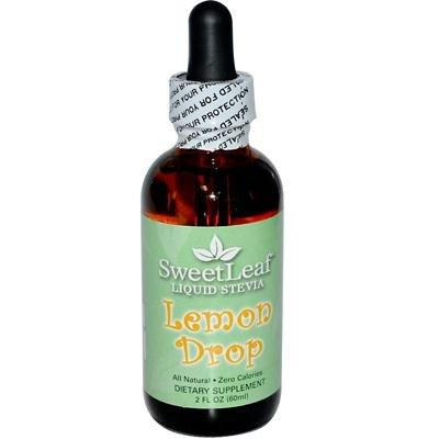 Stevia Clear Liquid Lemon 2 Ounces