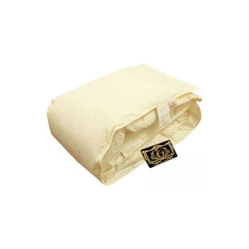 ポーランド産 マザーホワイト グースダウン 95% 清潔 抗菌 防臭 洗える 立体キルト 羽毛肌布団 (ダウンケット) シングル 洗濯ネット付 日本製 プレミアムゴールド ラベル 国産